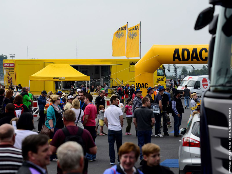 28. Internationaler ADAC Truck-Grand-Prix 2013
