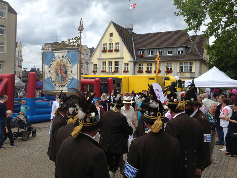 Stadtfest Wesseling